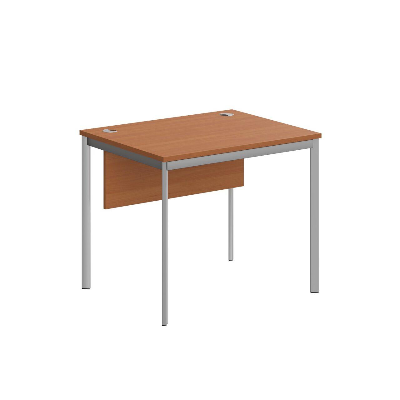 Стол прямой с фрональной панелью  IMAGO-S 90x72x76 - фото 6