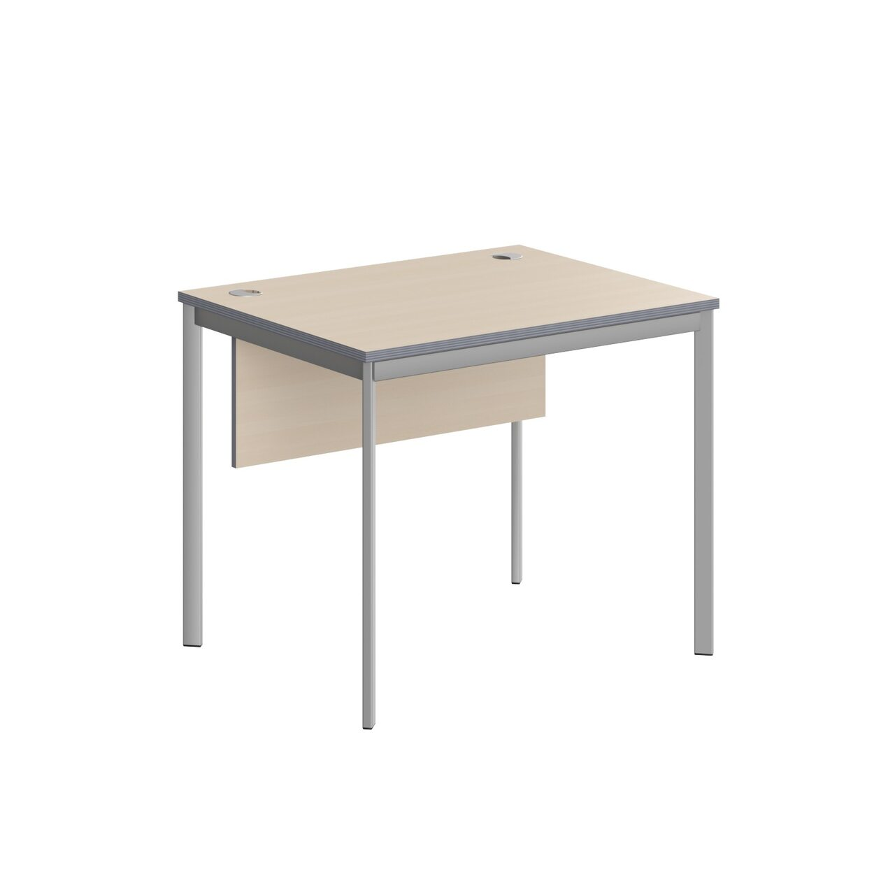 Стол прямой с фрональной панелью  IMAGO-S 90x72x76 - фото 5