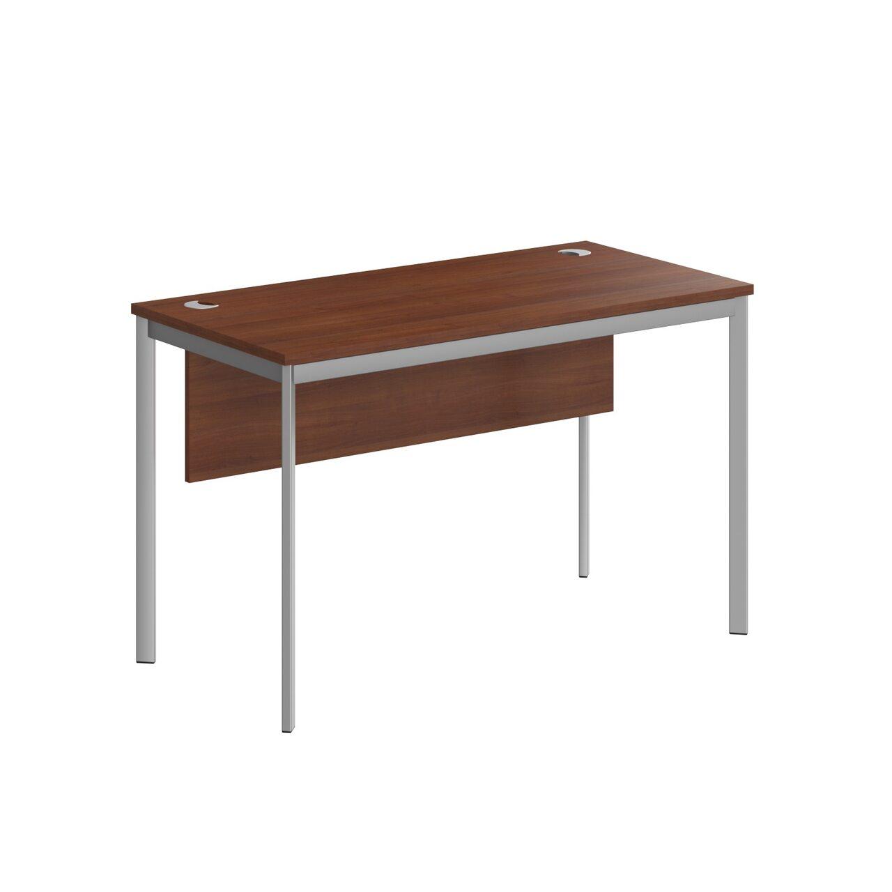 Стол прямой с фрональной панелью  IMAGO-S 120x60x76 - фото 7
