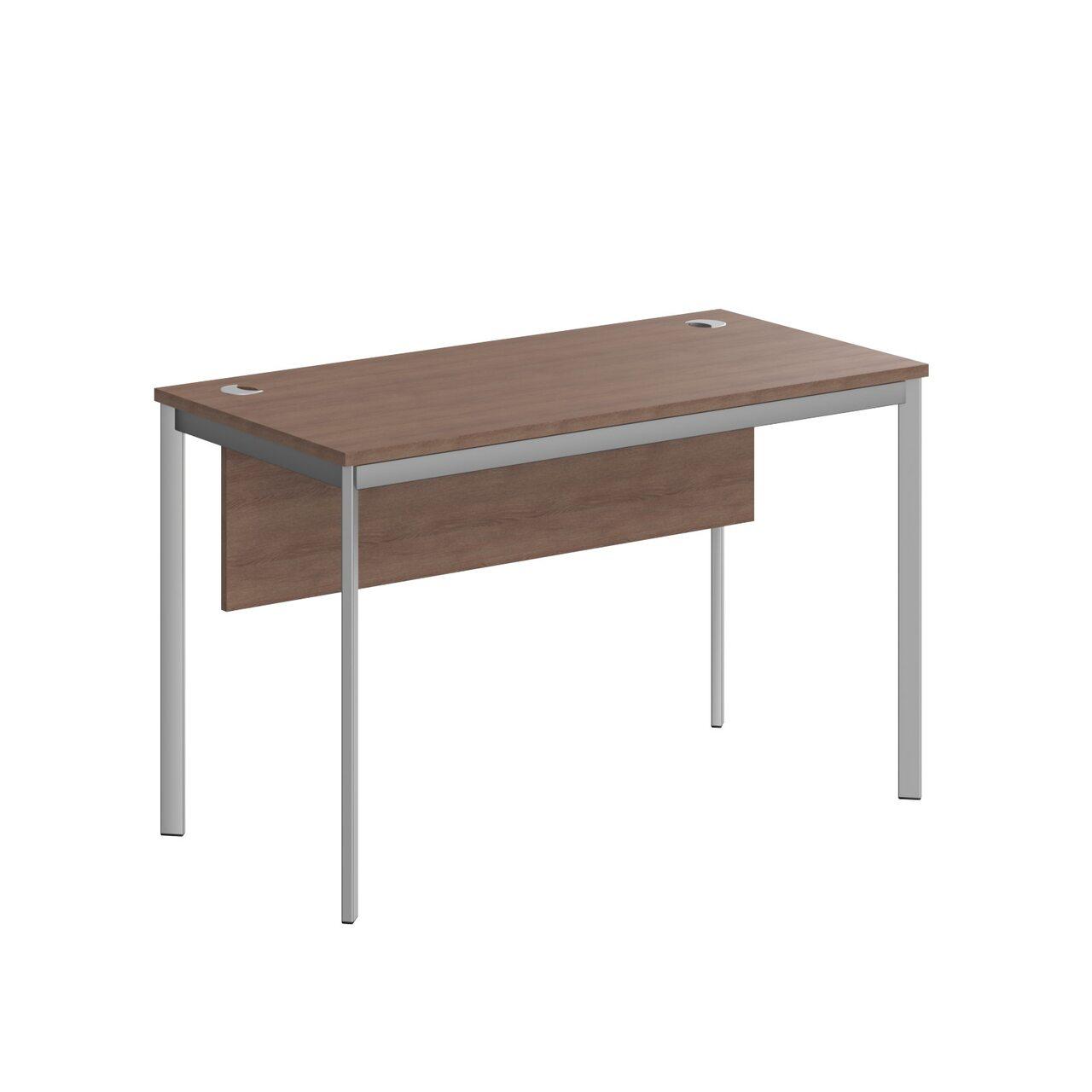 Стол прямой с фрональной панелью  IMAGO-S 120x60x76 - фото 4