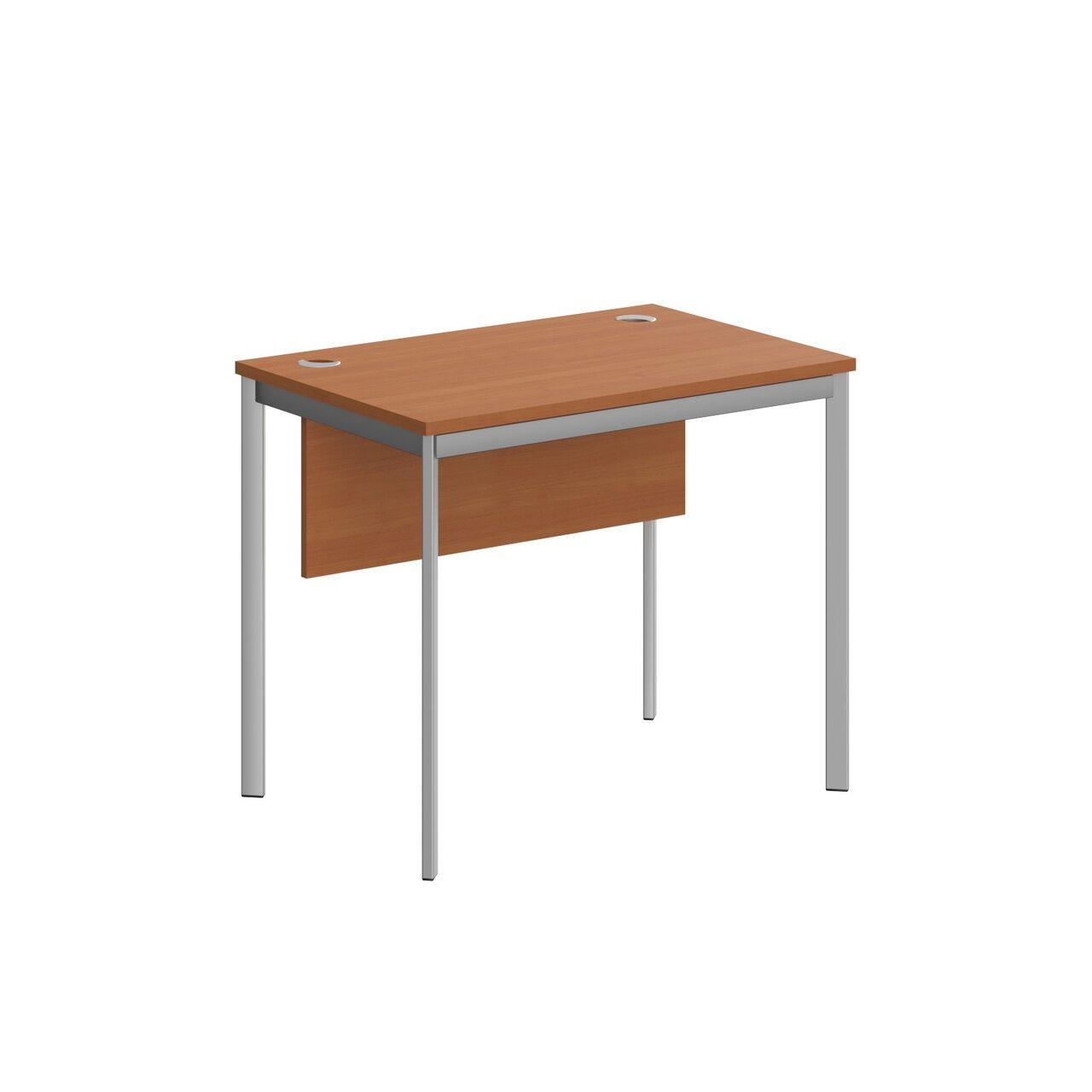 Стол прямой с фрональной панелью  IMAGO-S 90x60x76 - фото 6