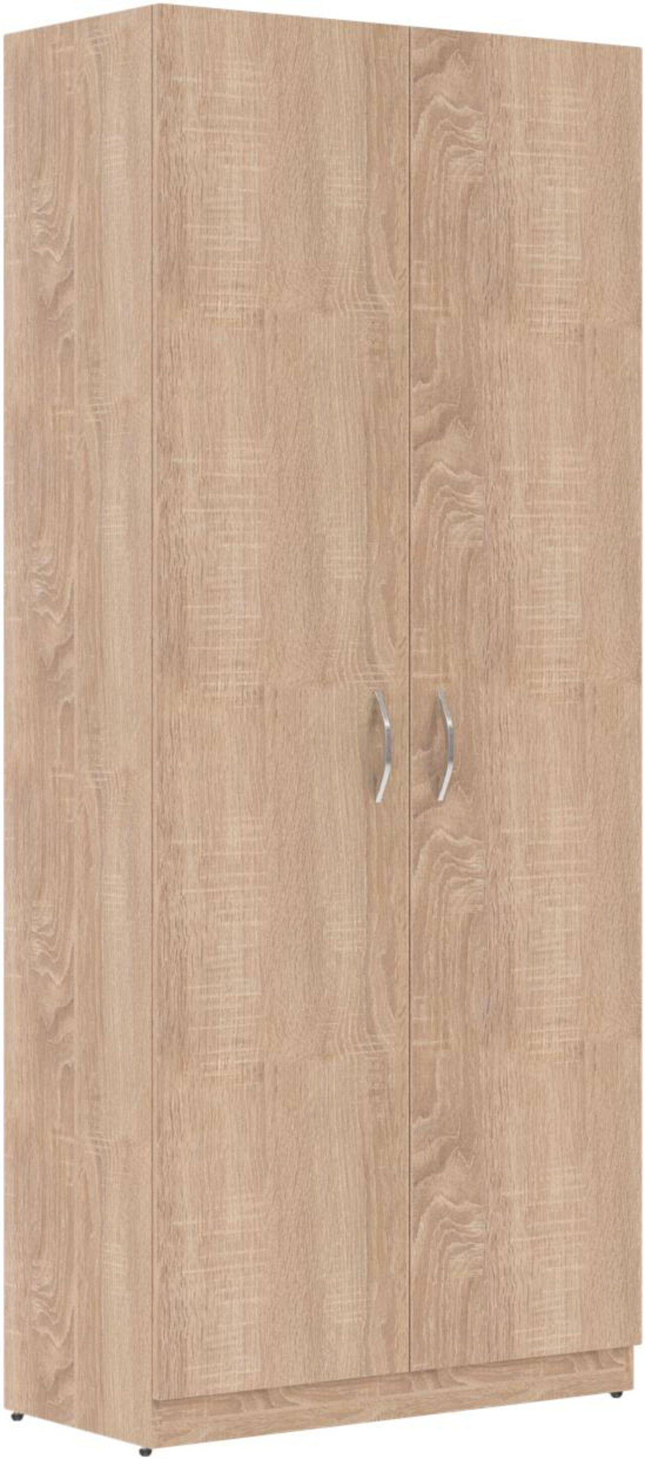 Шкаф широкий  Simple 77x38x182 - фото 4