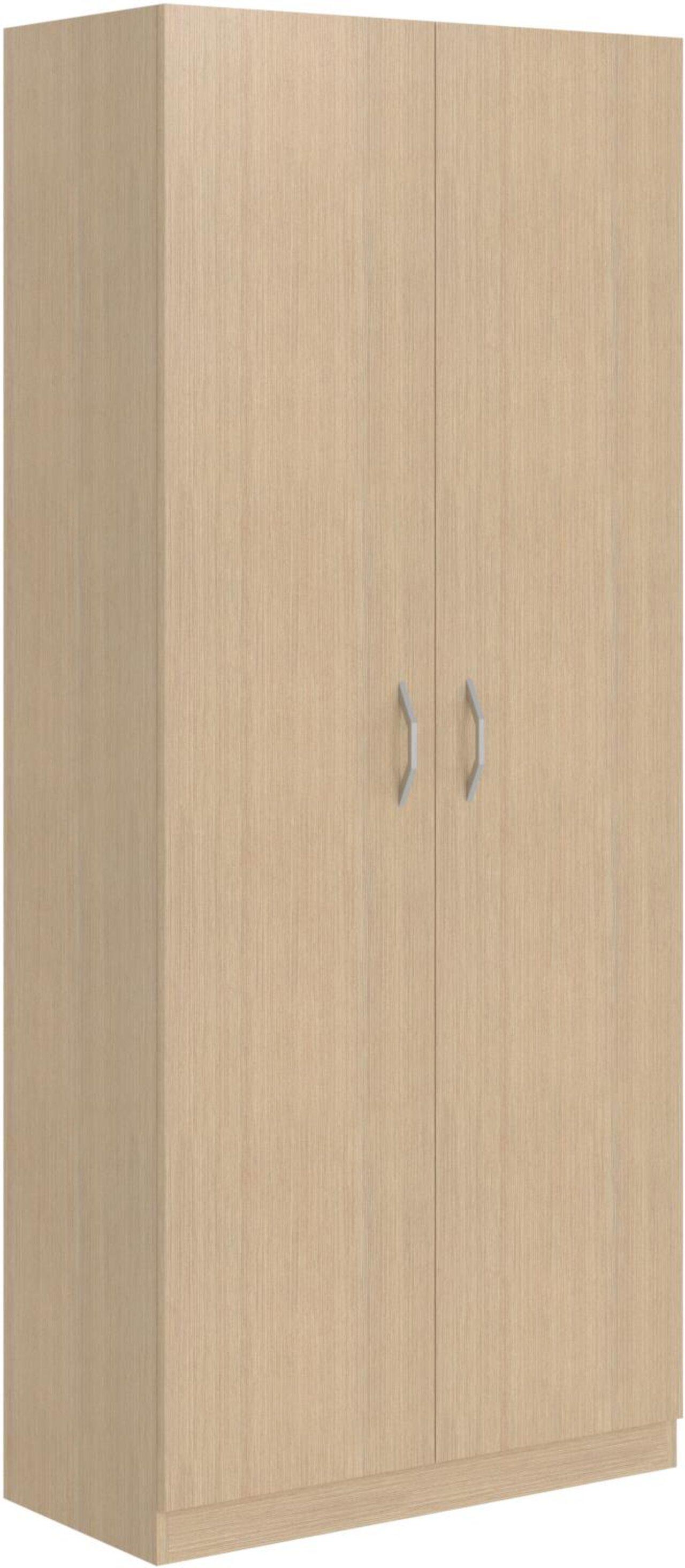 Шкаф широкий  Simple 77x38x182 - фото 1