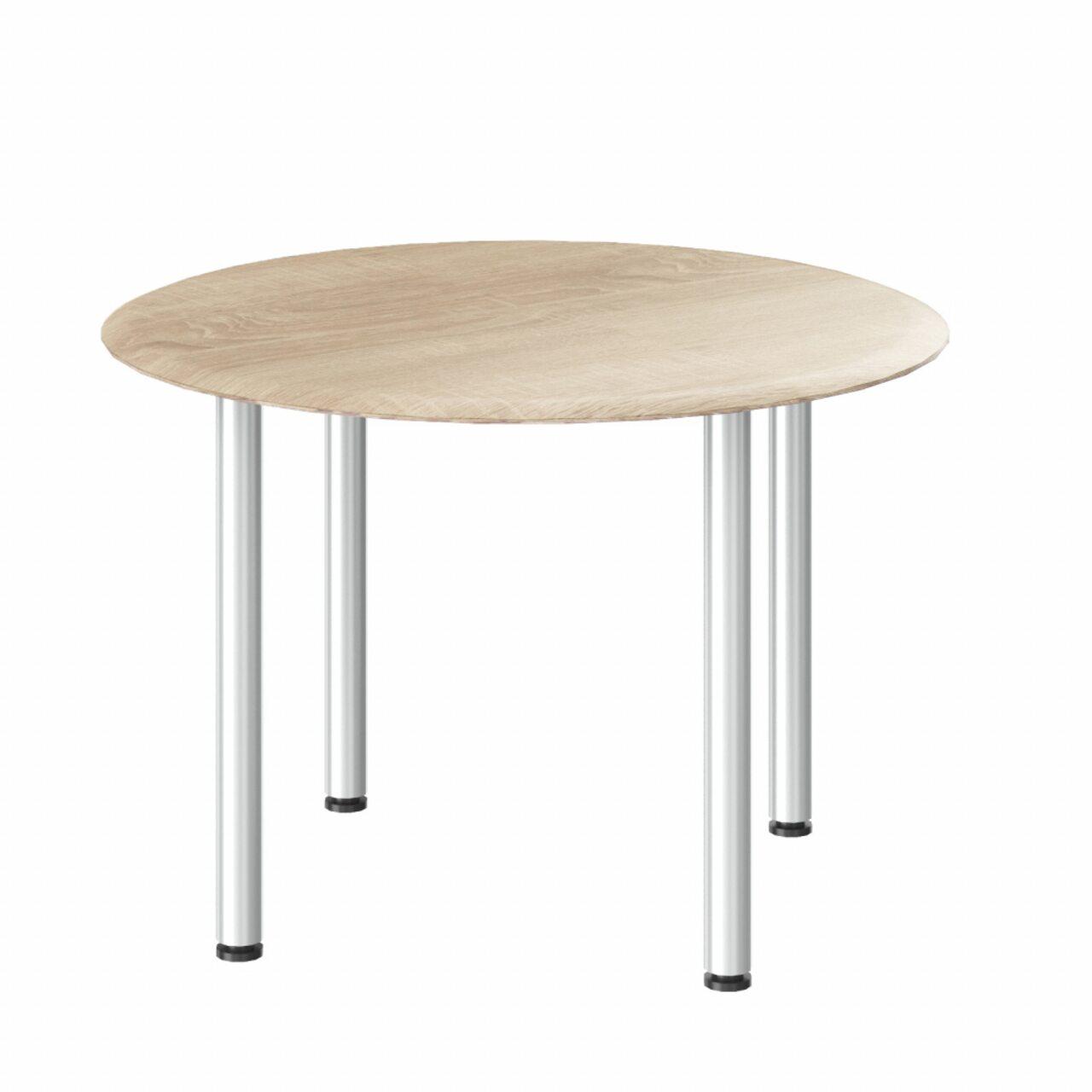 Конференц-стол WAVE 110x110x75 - фото 3