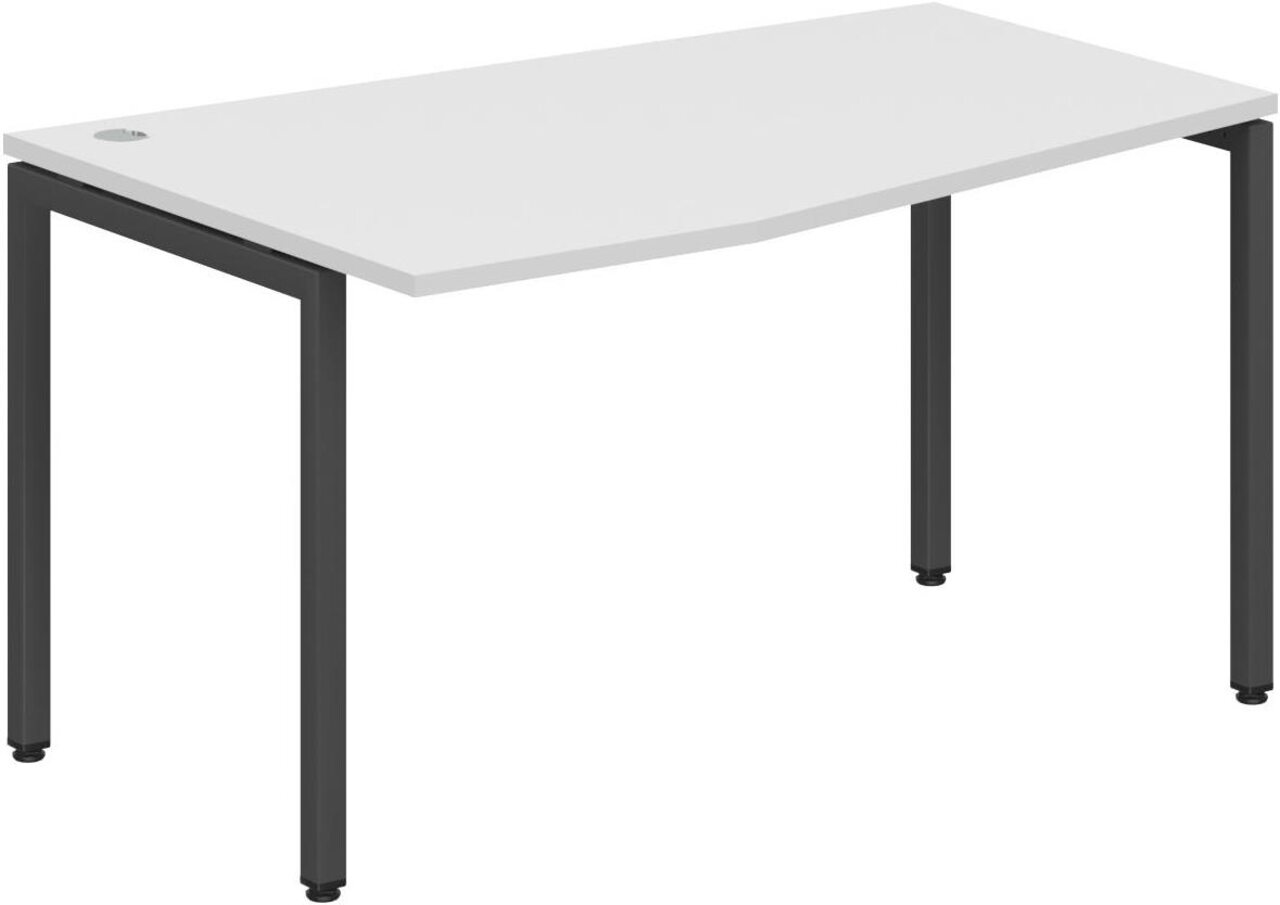 Стол письменный левый  XTEN S 140x90x75 - фото 5