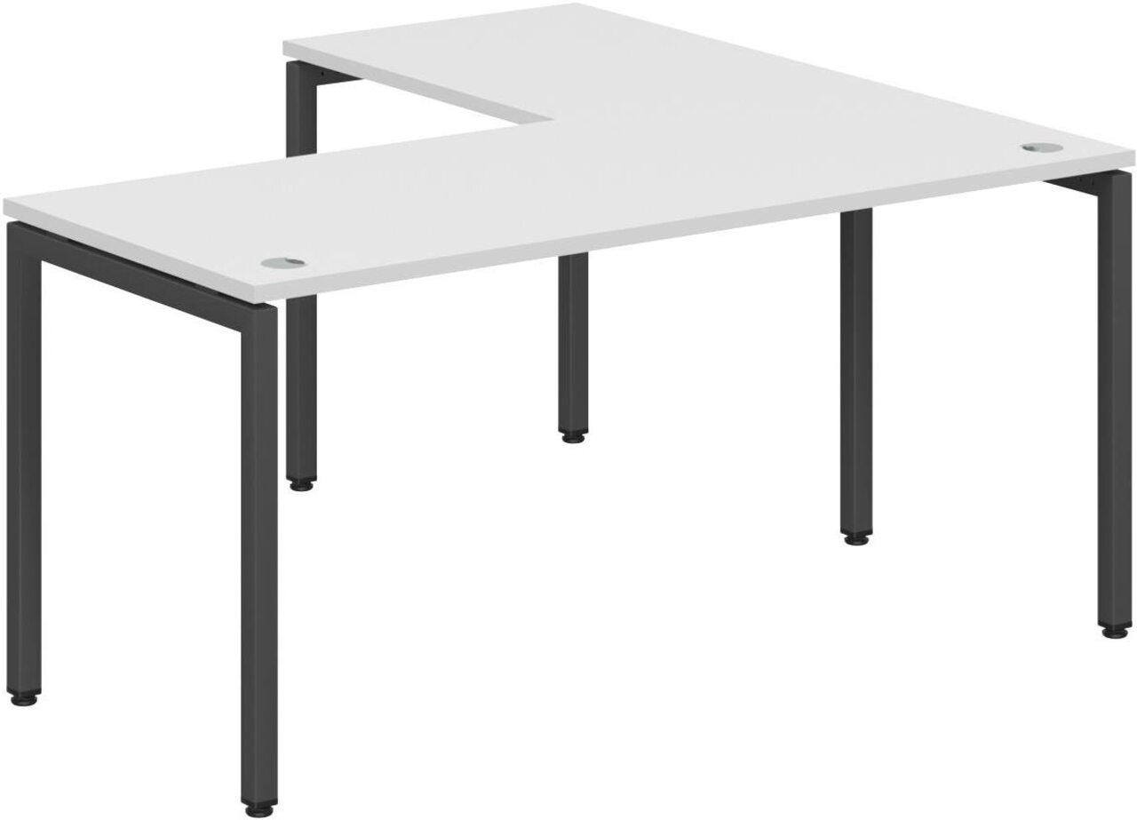 Стол угловой левый  XTEN S 160x150x75 - фото 5