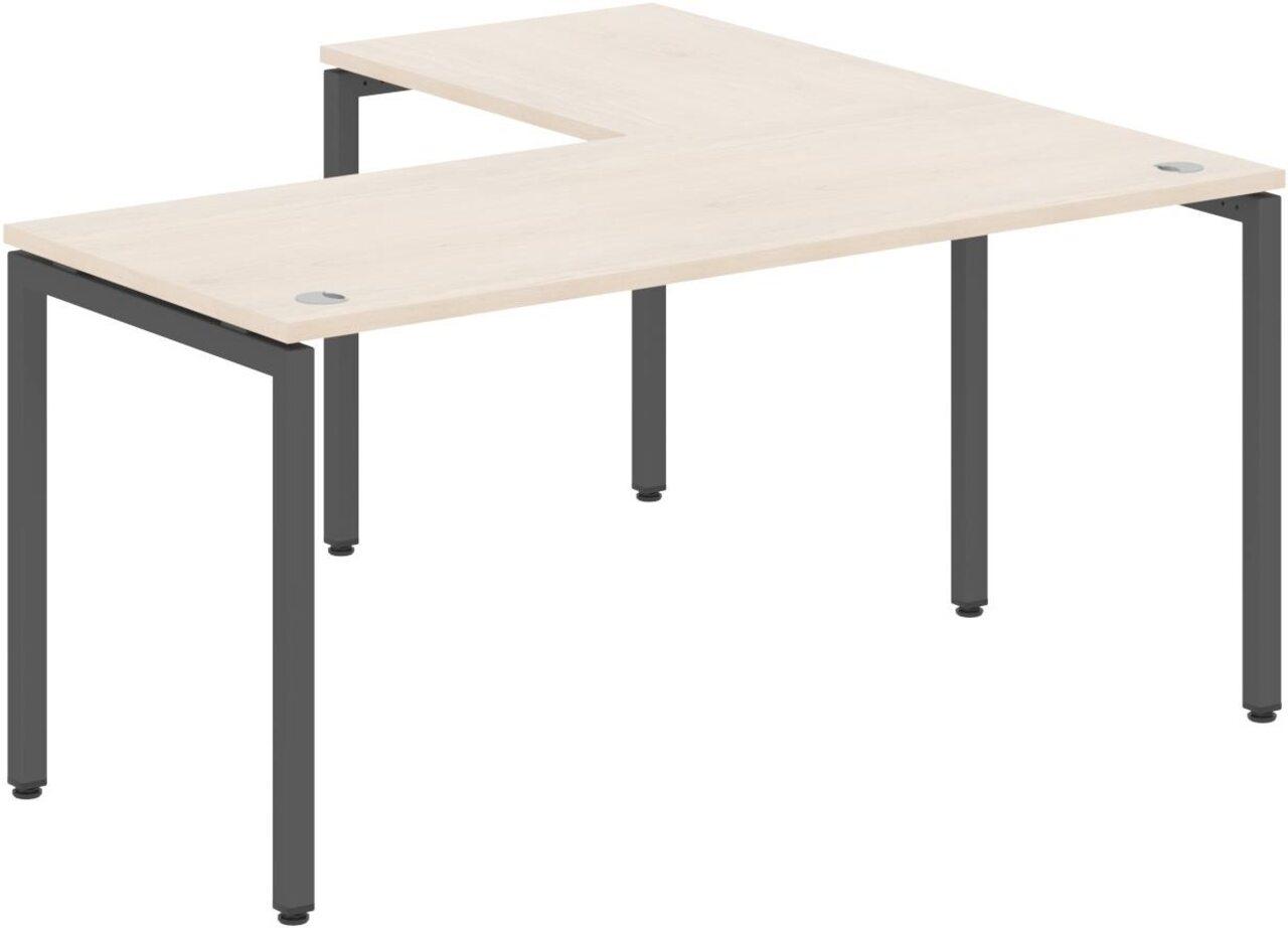 Стол угловой левый  XTEN S 160x150x75 - фото 4