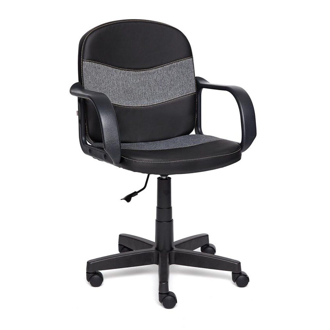 Кресло для персонала BAGGI (искусственная кожа + ткань) - фото 3