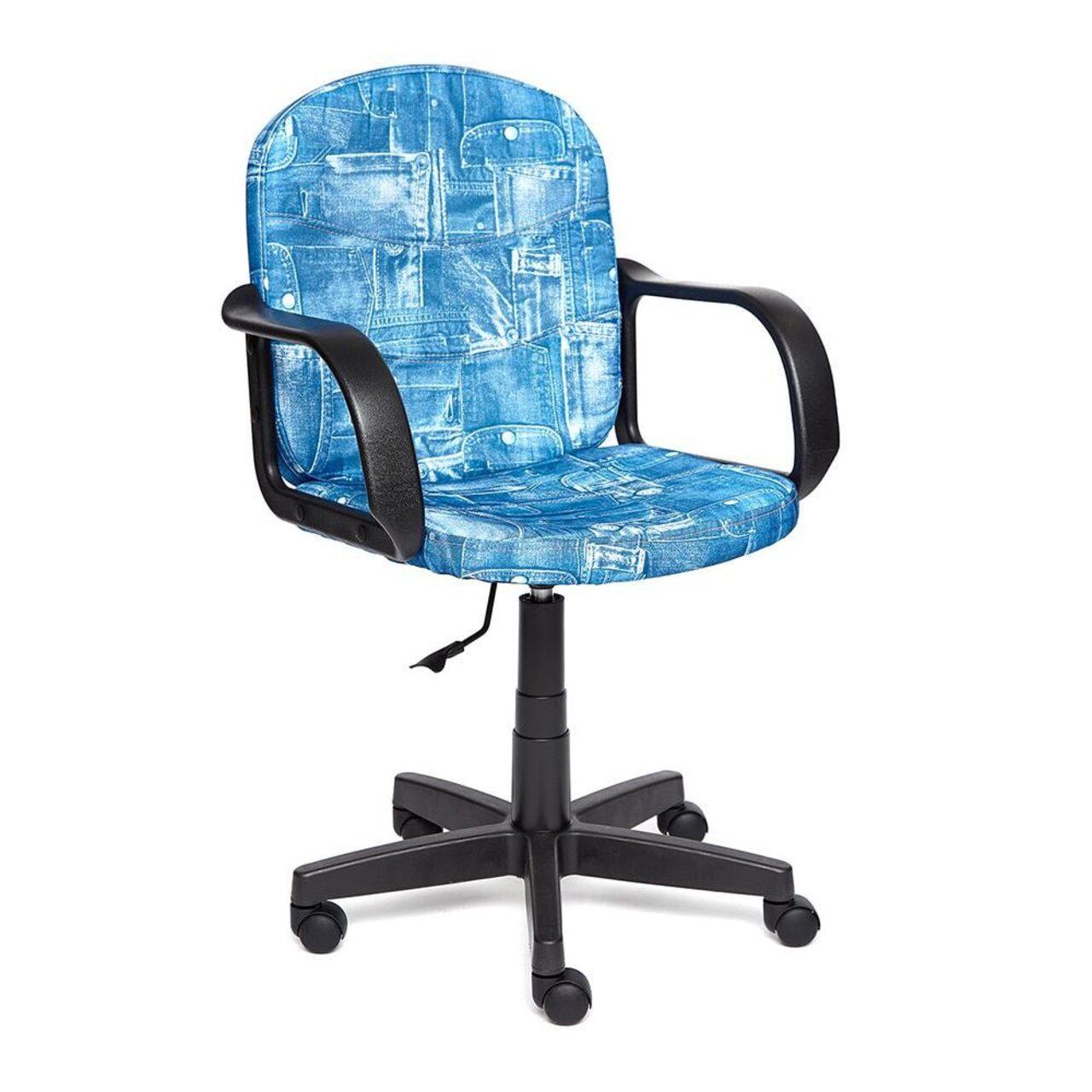 Кресло для персонала BAGGI (ткань) - фото 7