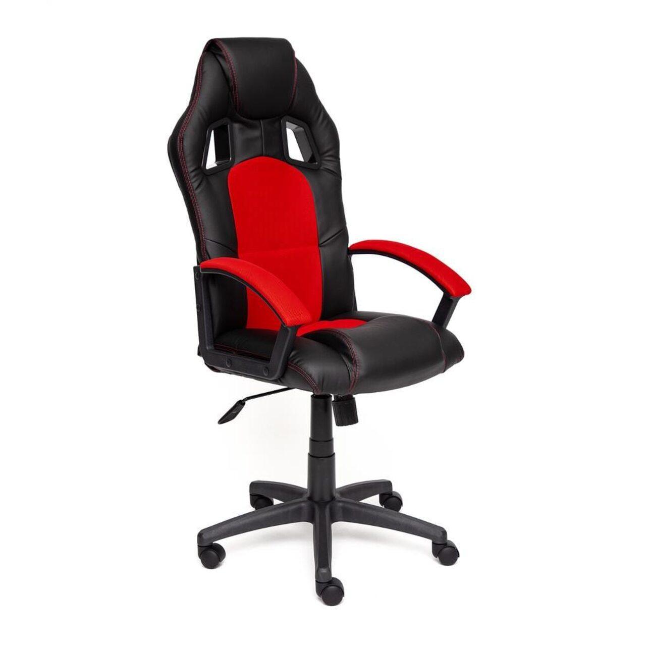 Кресло для руководителя DRIVER (искусственная кожа+ткань) - фото 9