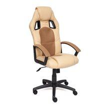 Кресло для руководителя DRIVER (искусственная кожа+ткань)