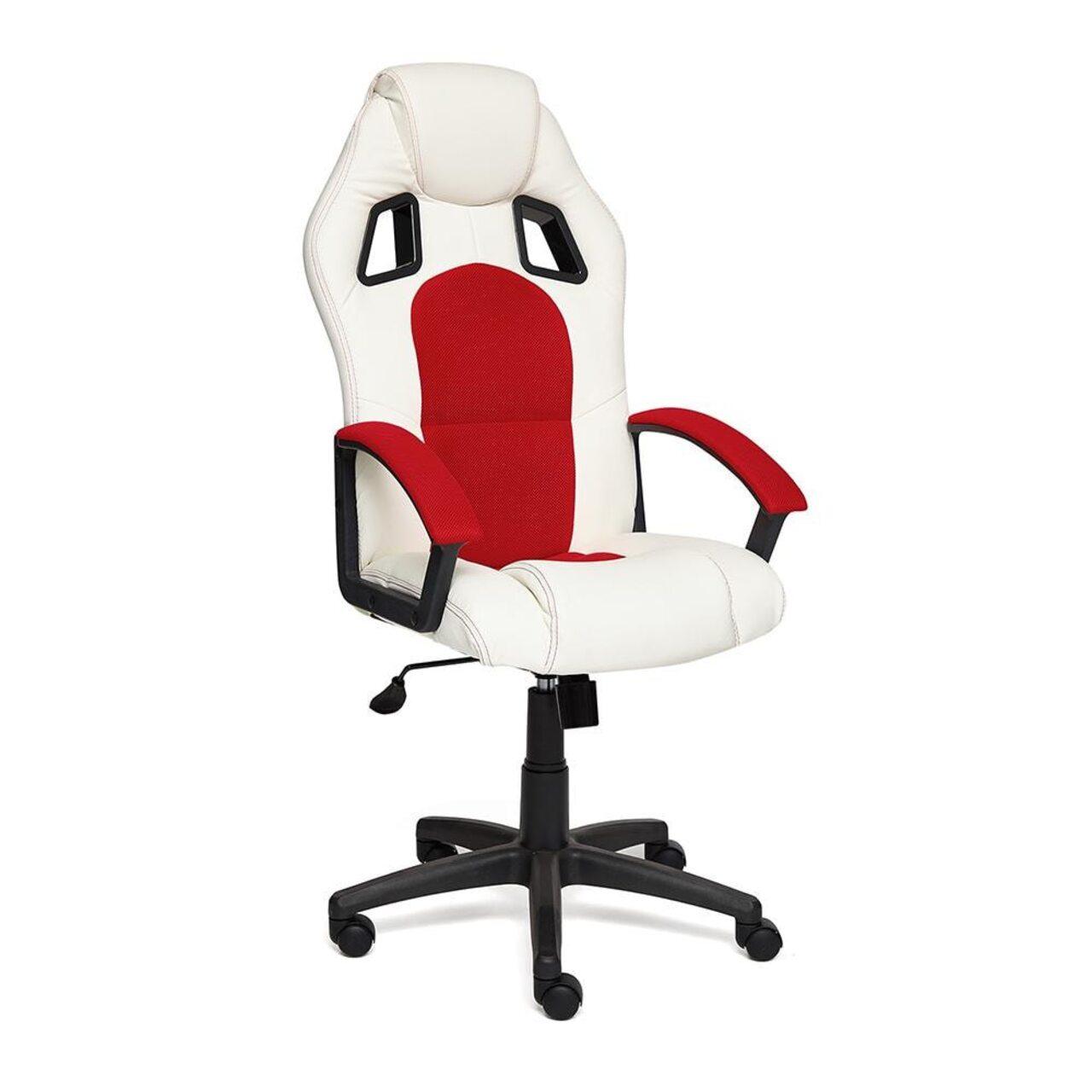 Кресло для руководителя DRIVER (искусственная кожа+ткань) - фото 3
