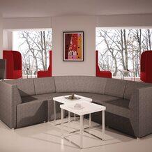 Мягкая офисная мебель М10 Meeting area