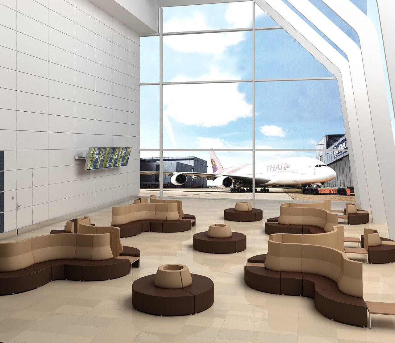 Мягкая офисная мебель М10 Meeting area - фото 3