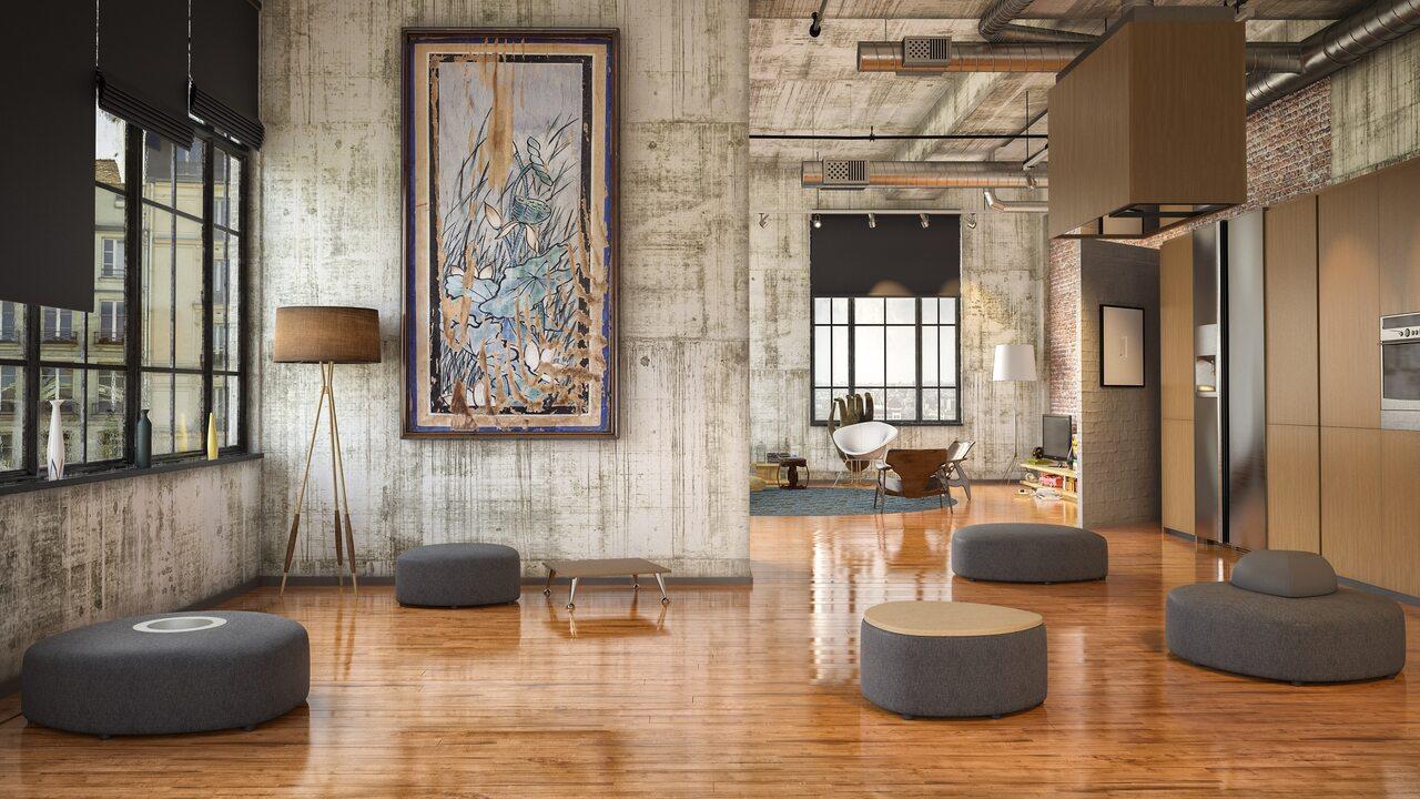 Мягкая офисная мебель М12 Stones - фото 3