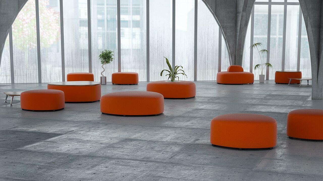 Мягкая офисная мебель М12 Stones - фото 2