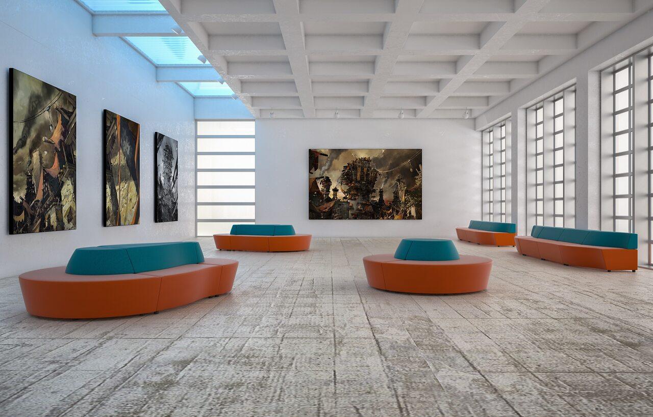 Мягкая офисная мебель М14 Wave - фото 1