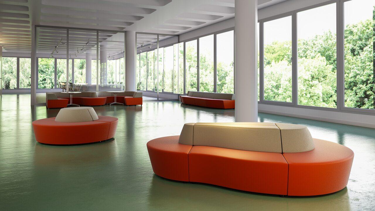 Мягкая офисная мебель М14 Wave - фото 3
