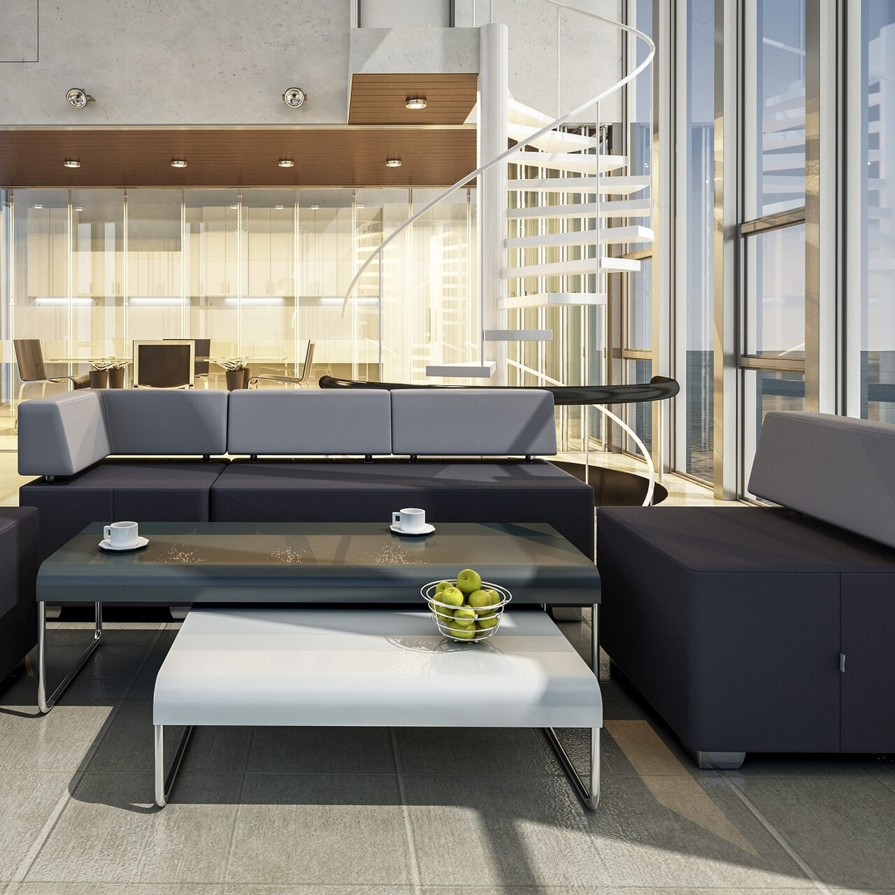 Мягкая офисная мебель М2 Unlimited space - фото 1