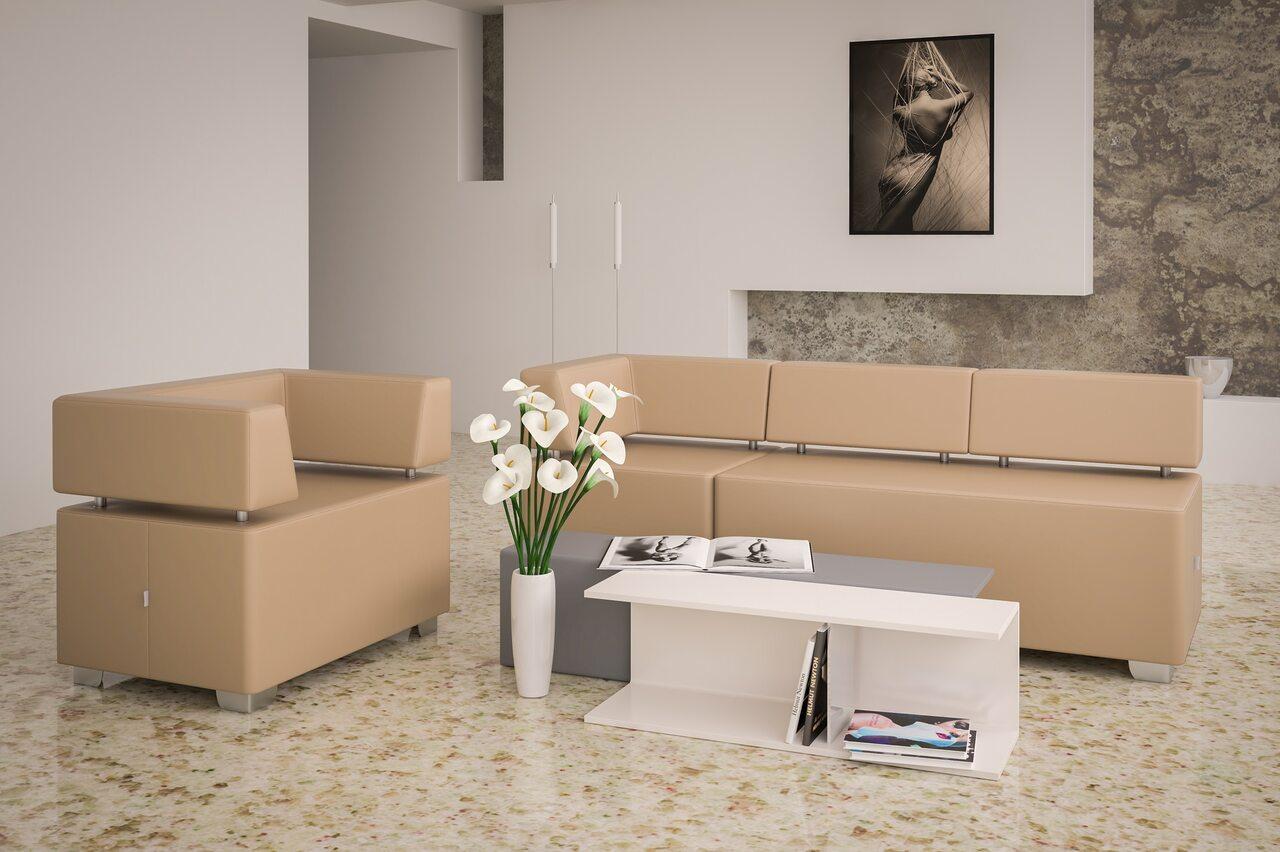 Мягкая офисная мебель М2 Unlimited space - фото 2