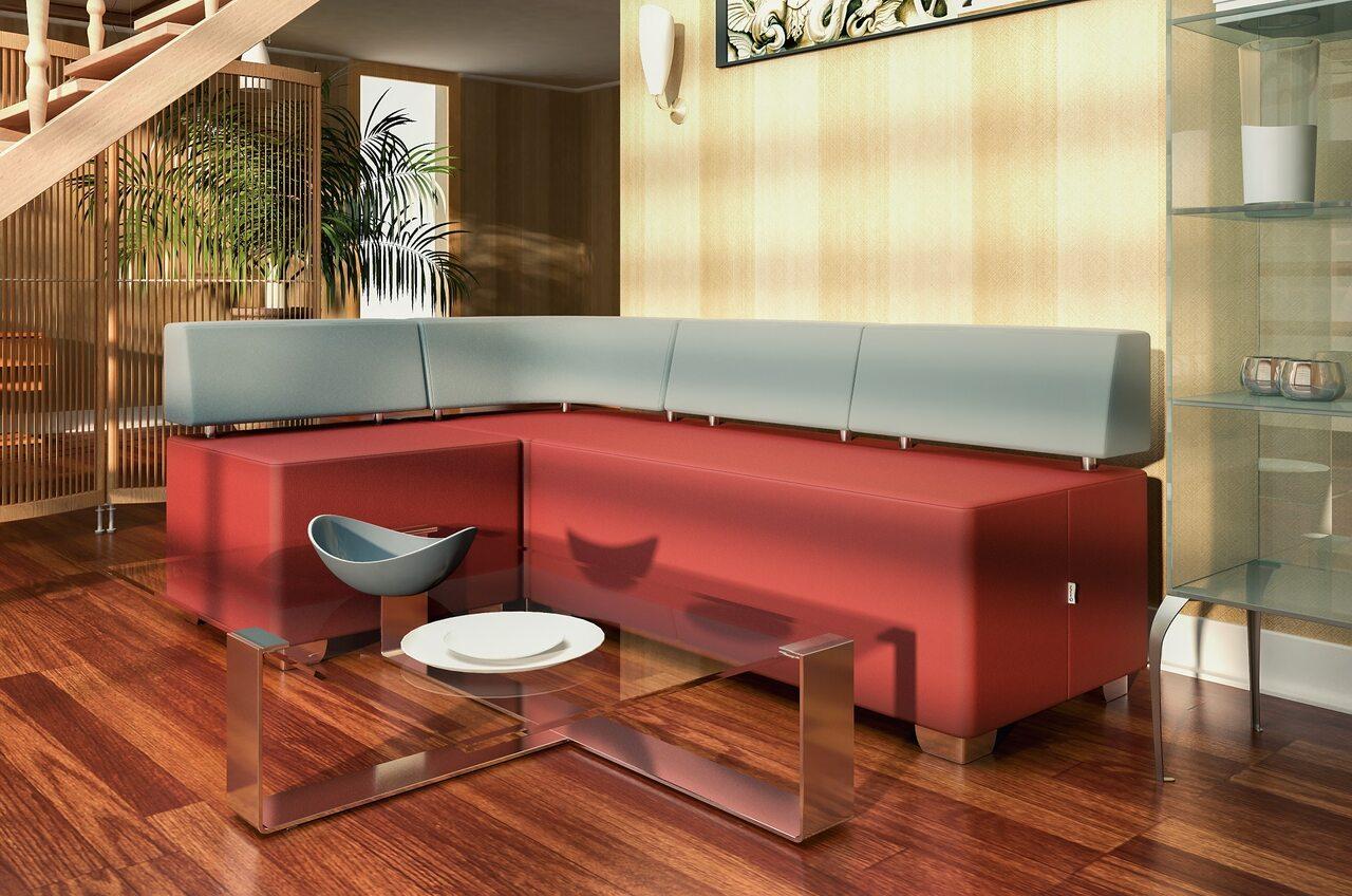 Мягкая офисная мебель М2 Unlimited space - фото 3