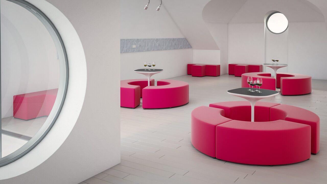 Мягкая офисная мебель М22 Tetris - фото 2