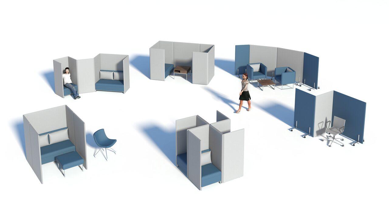 Мягкая офисная мебель М24 Universal - фото 6