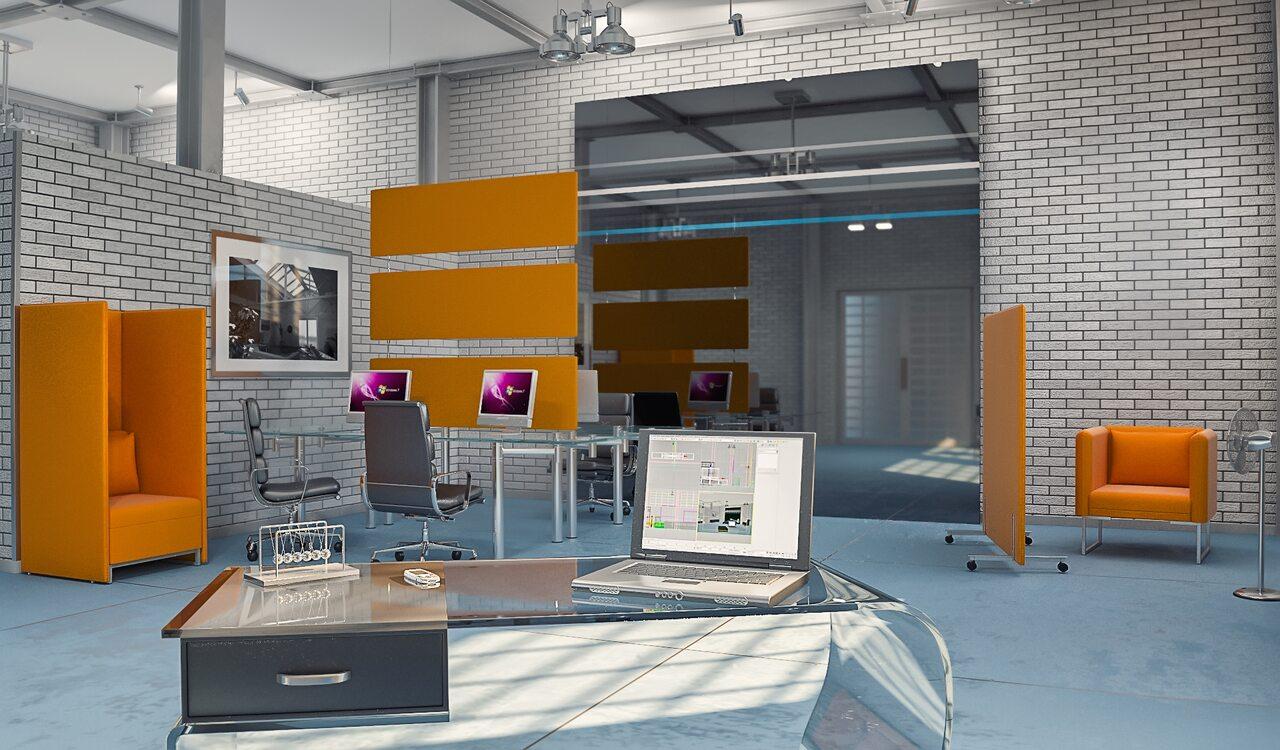 Мягкая офисная мебель М24 Universal - фото 7