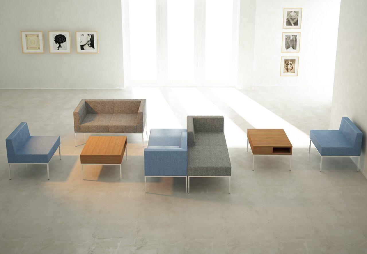 Мягкая офисная мебель М3 Open view - фото 2