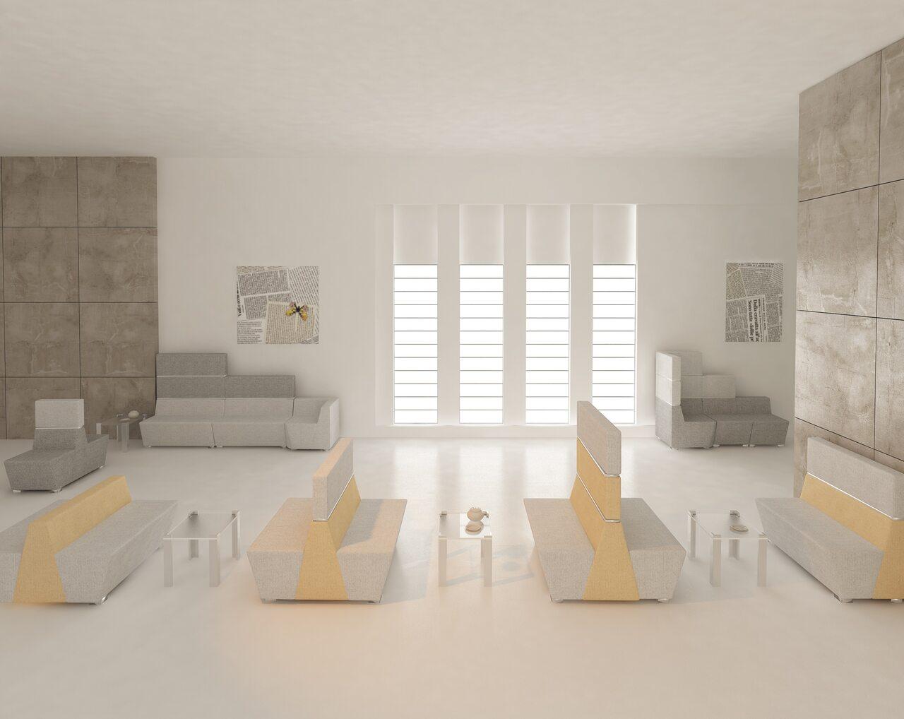 Мягкая офисная мебель М33 Modern feedback - фото 1
