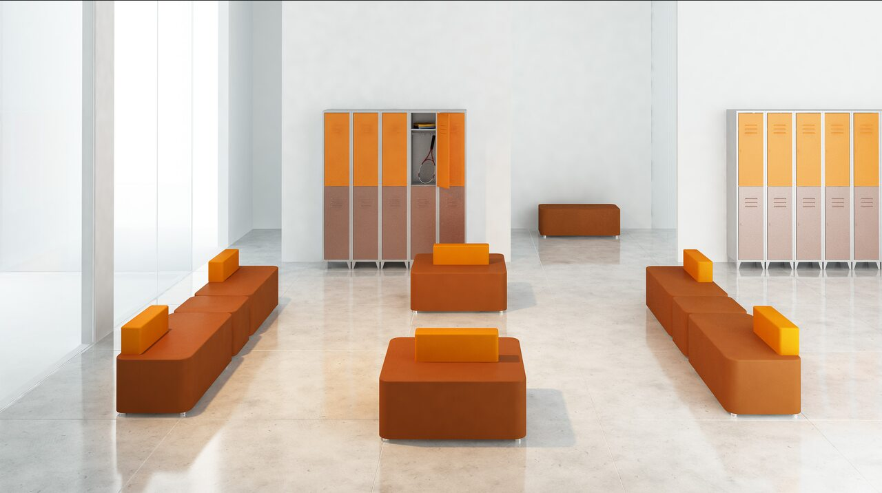 Мягкая офисная мебель М4 Simple perfect - фото 2