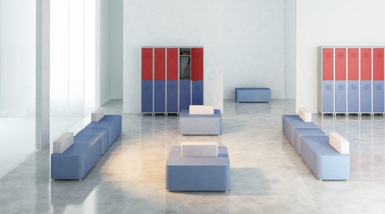 Мягкая офисная мебель М4 Simple perfect - фото 3