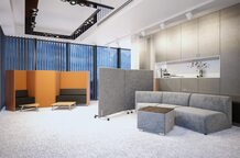 Офисные перегородки M51 Wall