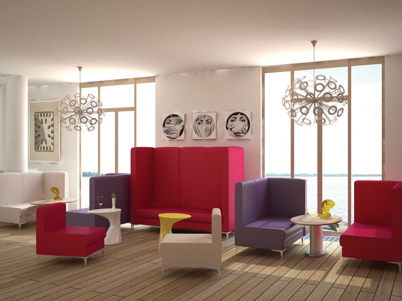 Мягкая офисная мебель М6 Soft room - фото 1