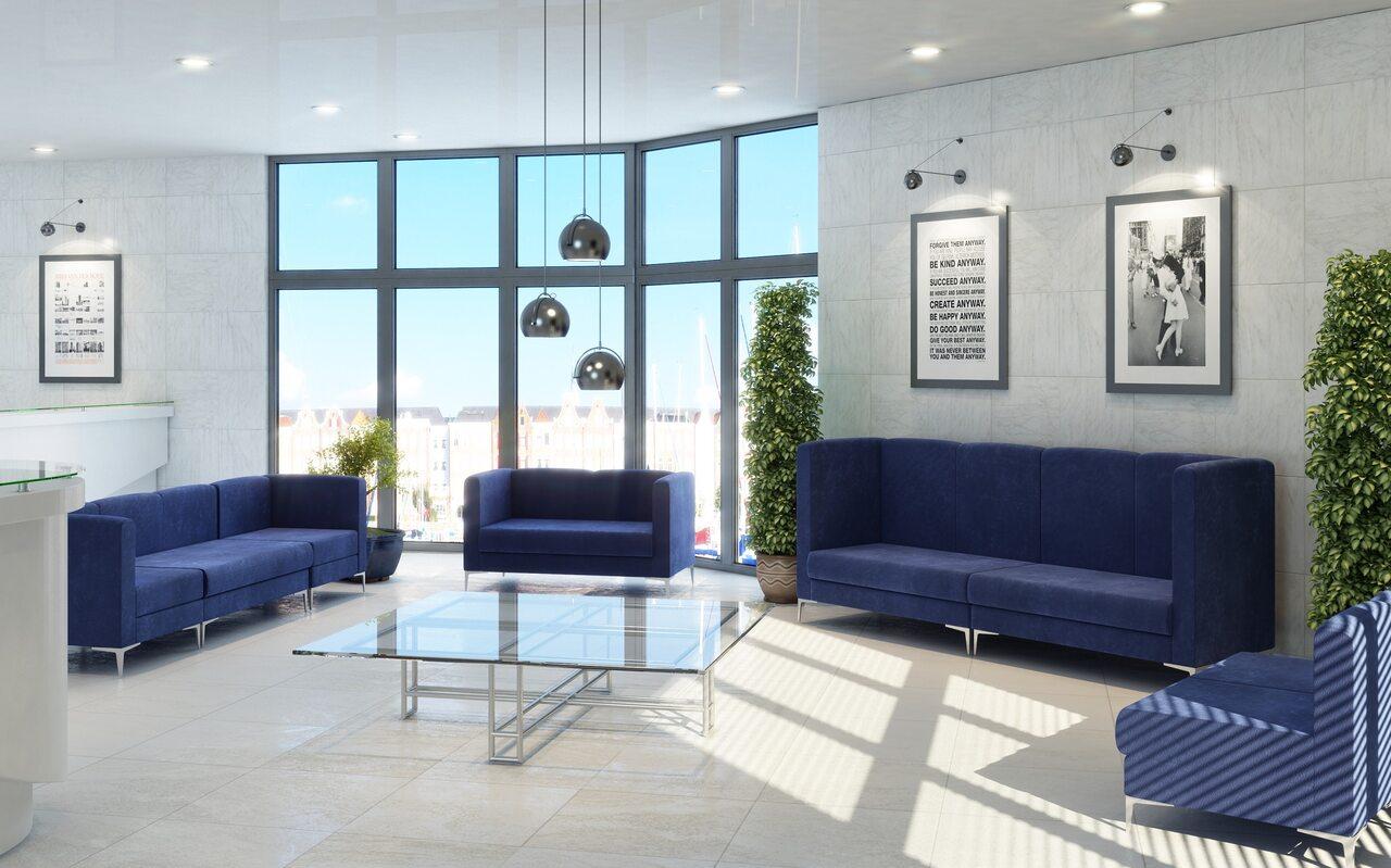Мягкая офисная мебель М6 Soft room - фото 2