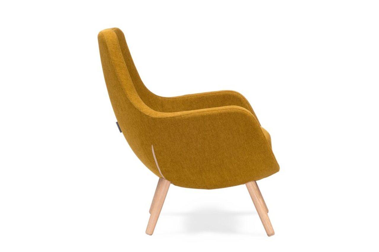 Дизайнерское кресло Ледиге - фото 3