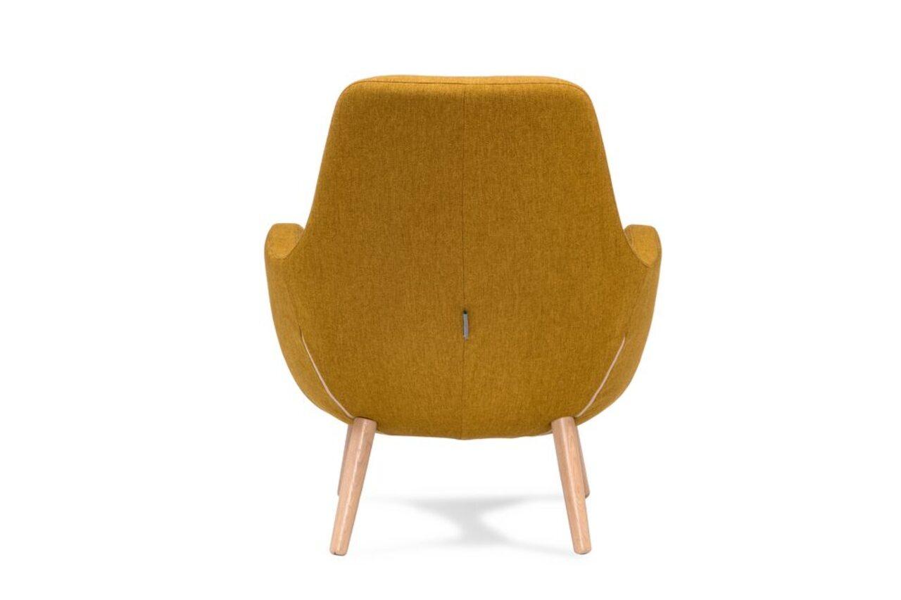Дизайнерское кресло Ледиге - фото 5