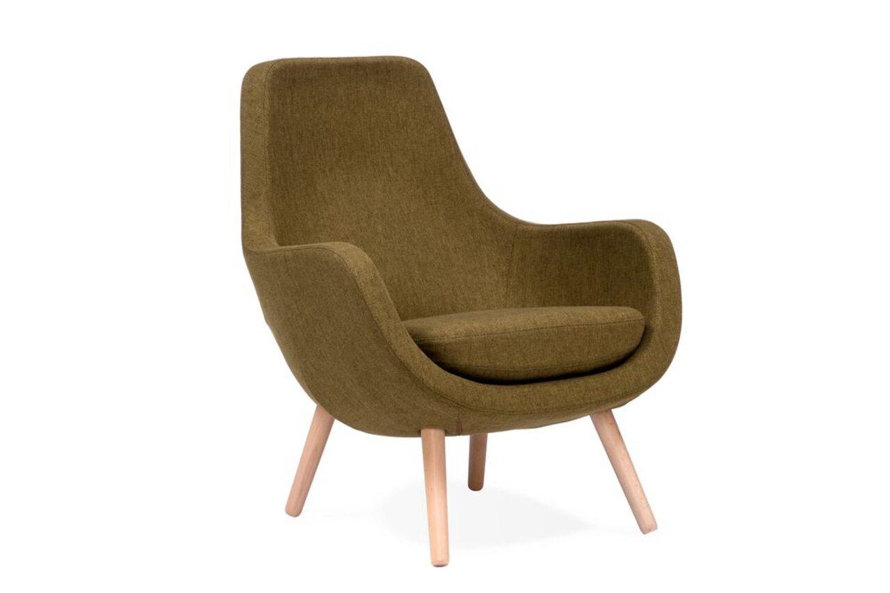 Дизайнерское кресло Ледиге - фото 1