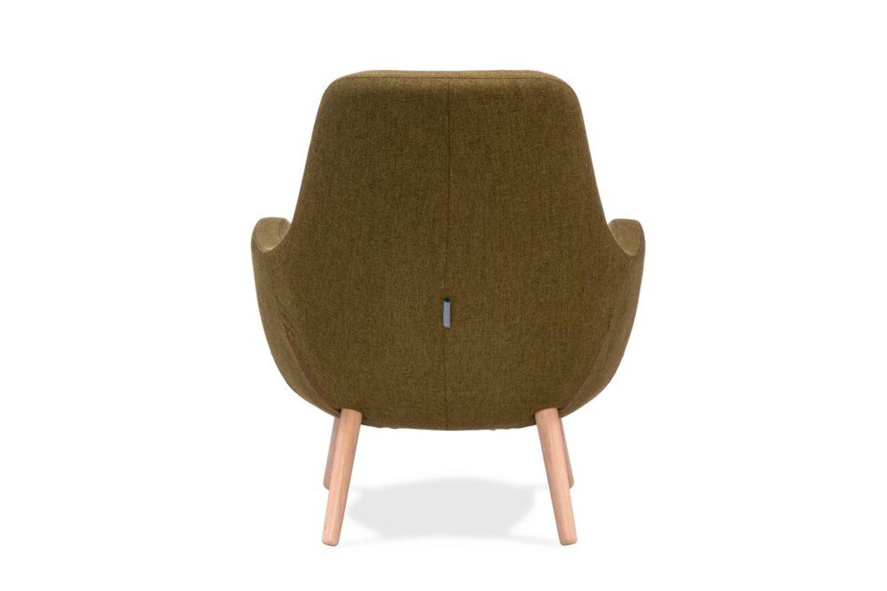 Дизайнерское кресло Ледиге - фото 6