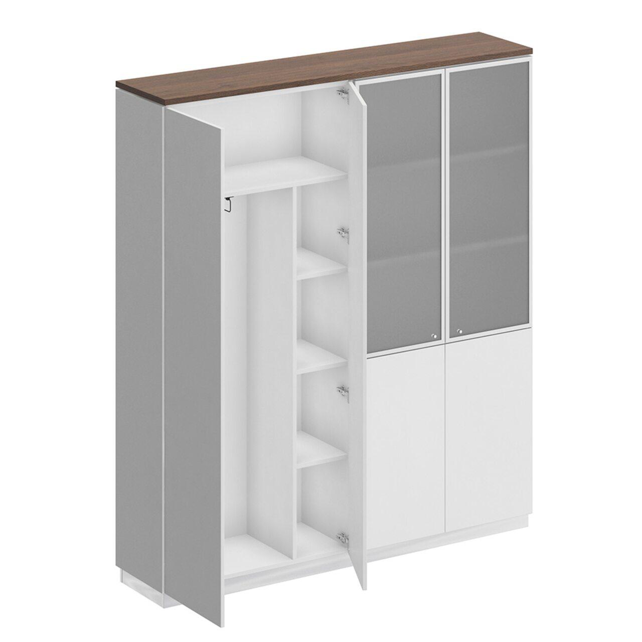 Шкаф комбинированный  Bravo 181x40x204 - фото 1