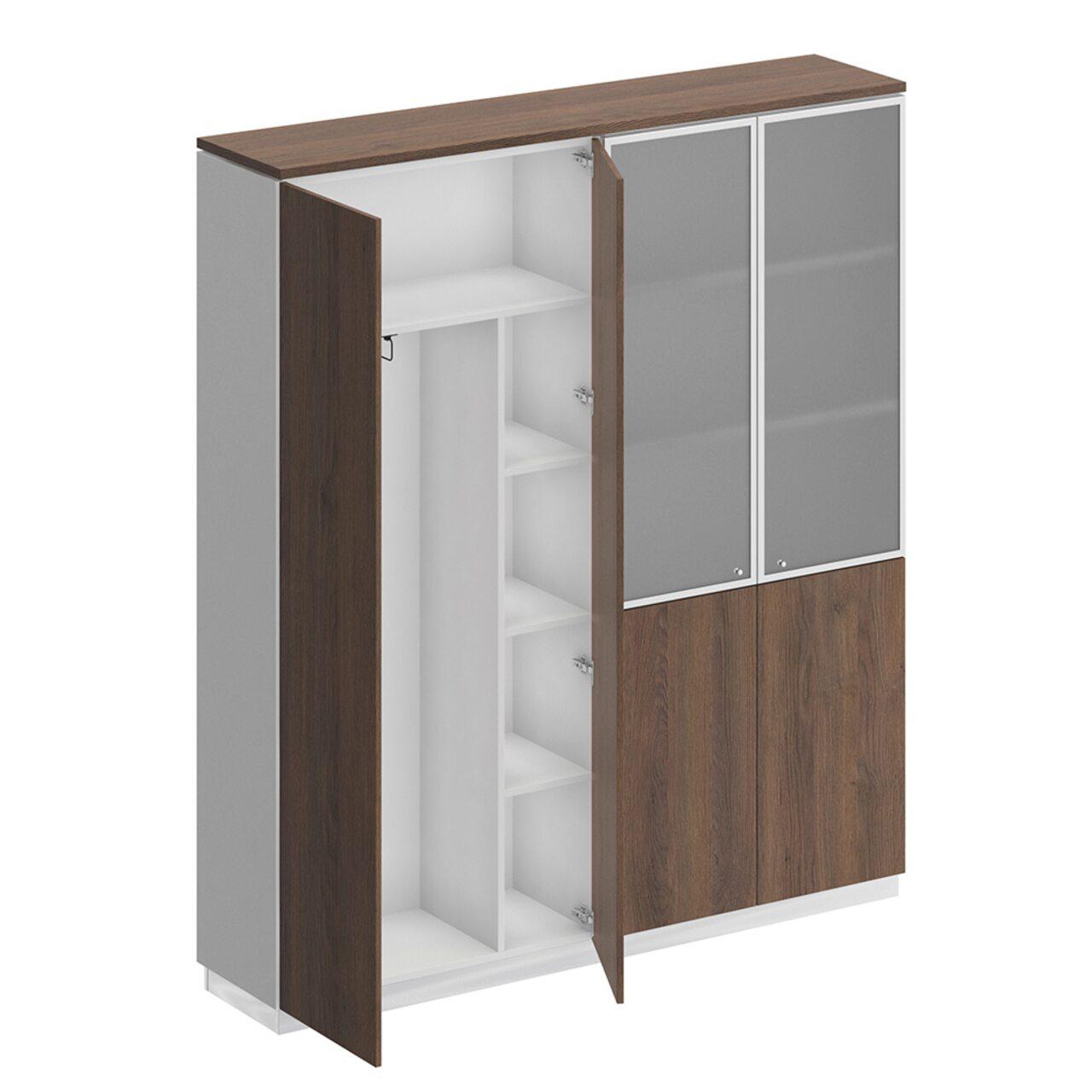 Шкаф комбинированный  Bravo 181x40x204 - фото 3