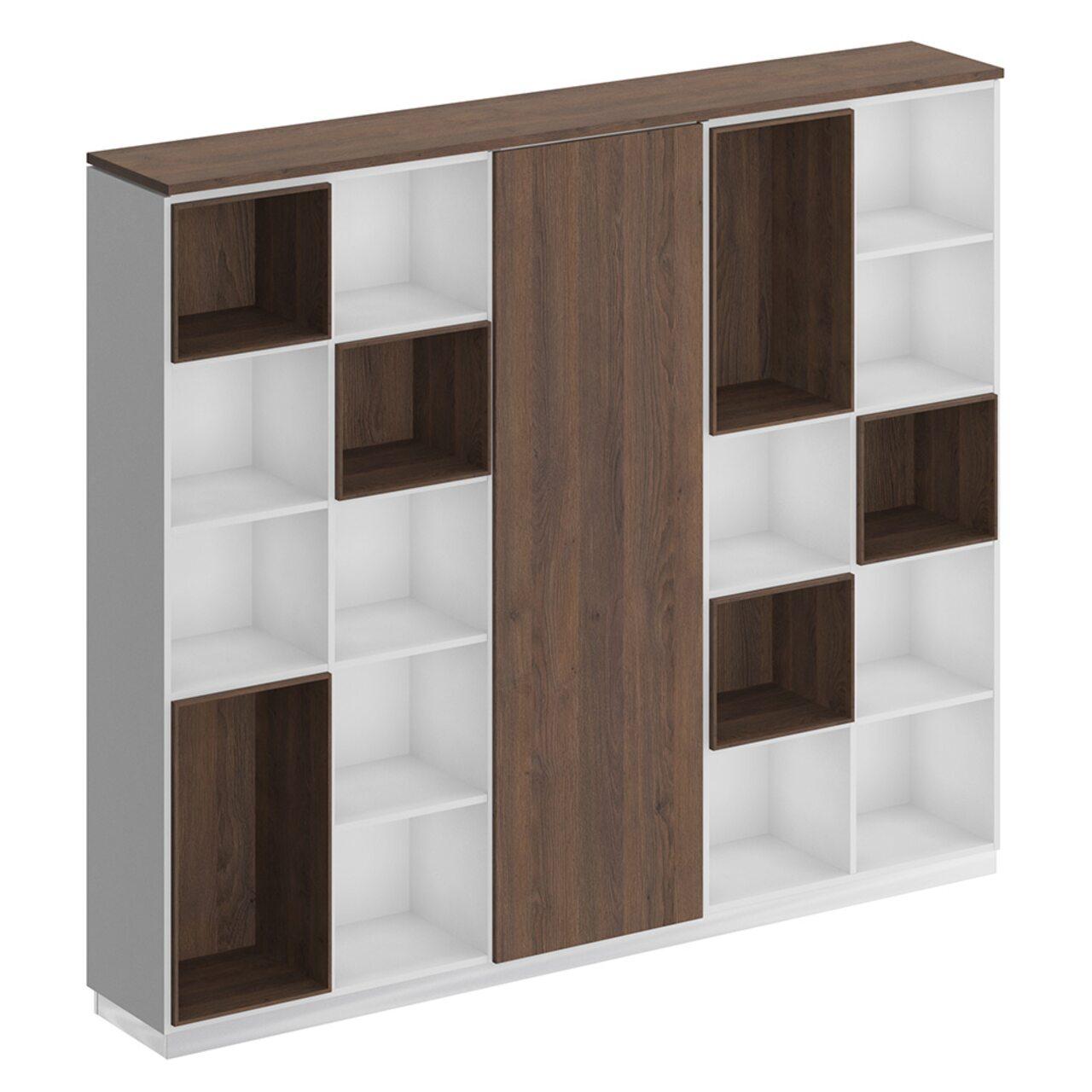Шкаф комбинированный  Bravo 241x40x204 - фото 3