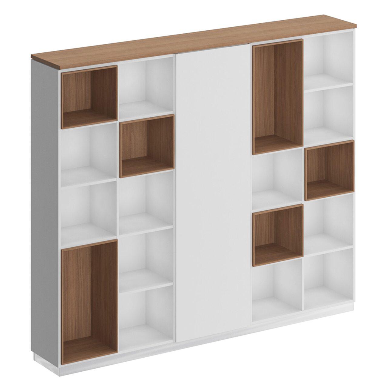 Шкаф комбинированный  Bravo 241x40x204 - фото 4