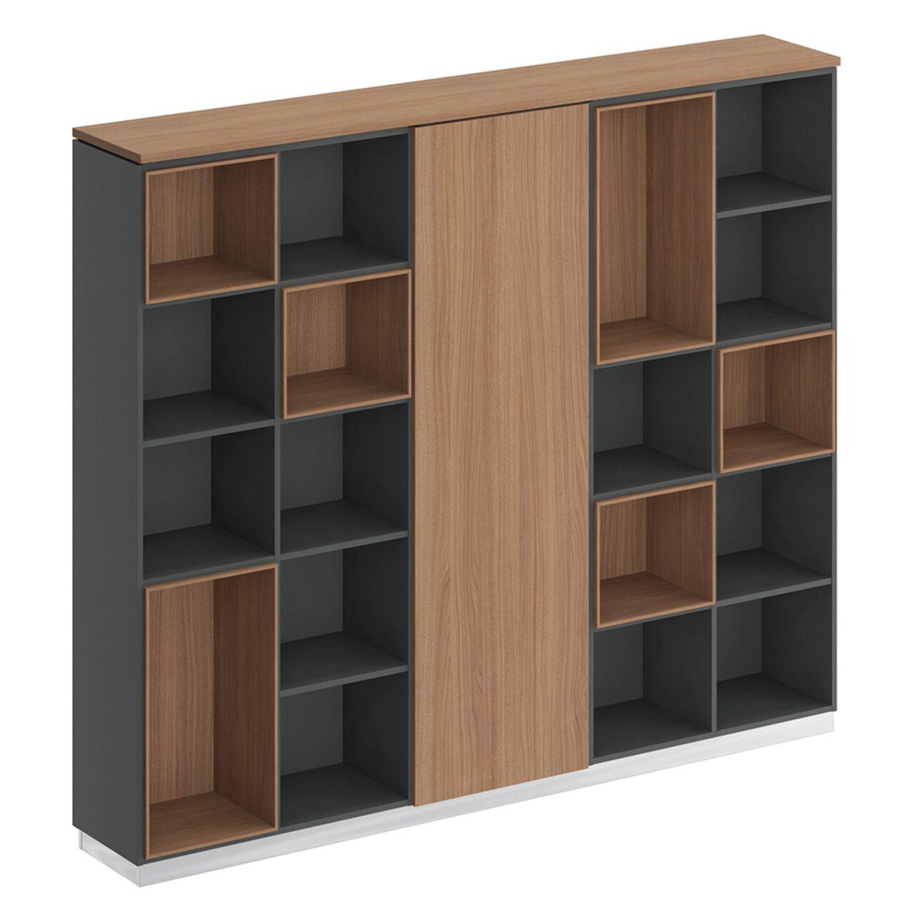 Шкаф комбинированный  Bravo 241x40x204 - фото 6