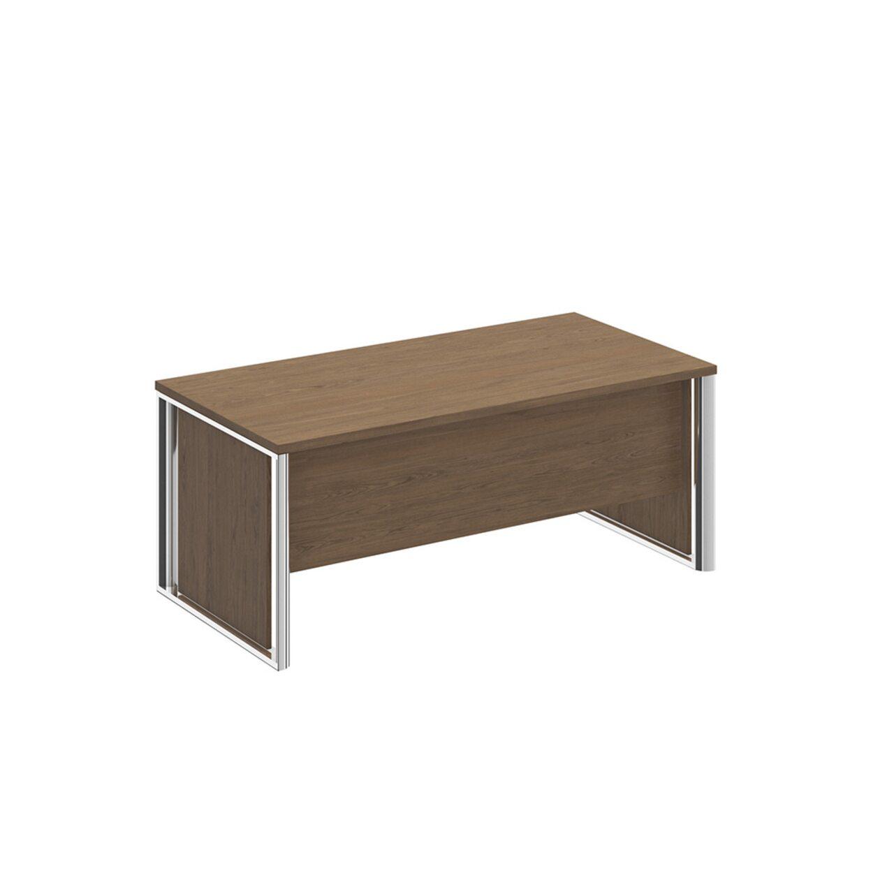 Стол руководителя с декоративными вставками  ORION 180x90x75 - фото 1