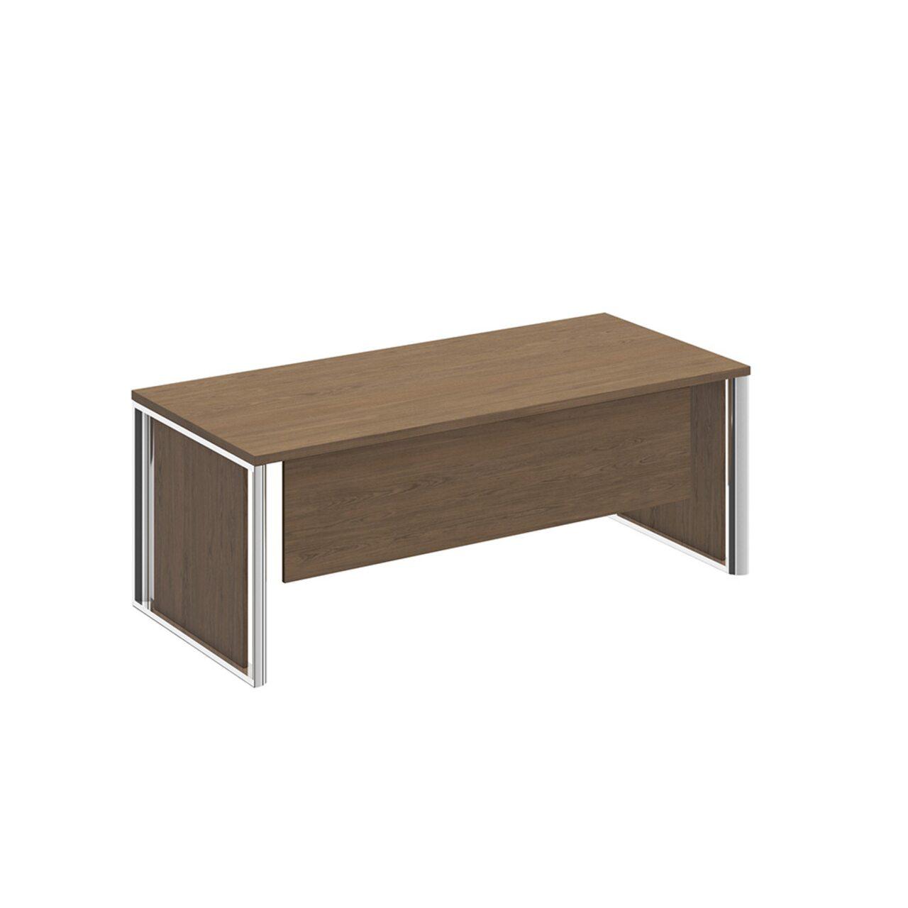 Стол руководителя с декоративными вставками  ORION 200x90x75 - фото 1