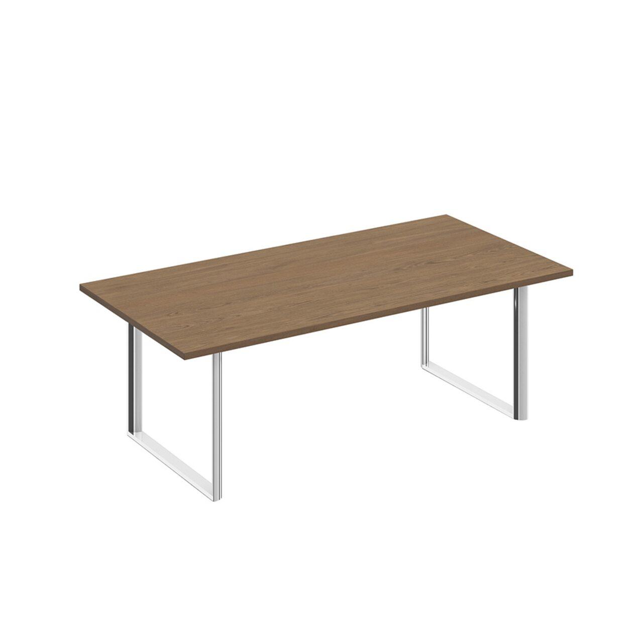 Стол для переговоров ORION 110x220x75 - фото 1