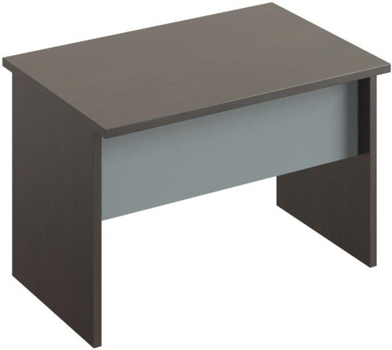 Прямой элемент конференц-стола  Дельта 120x80x78 - фото 1
