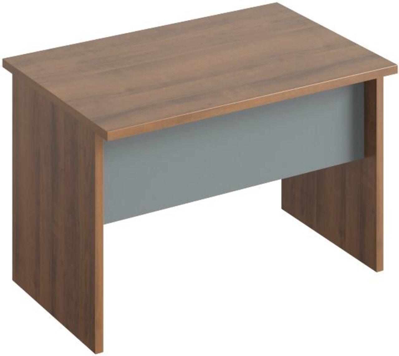 Прямой элемент конференц-стола  Дельта 120x80x78 - фото 3