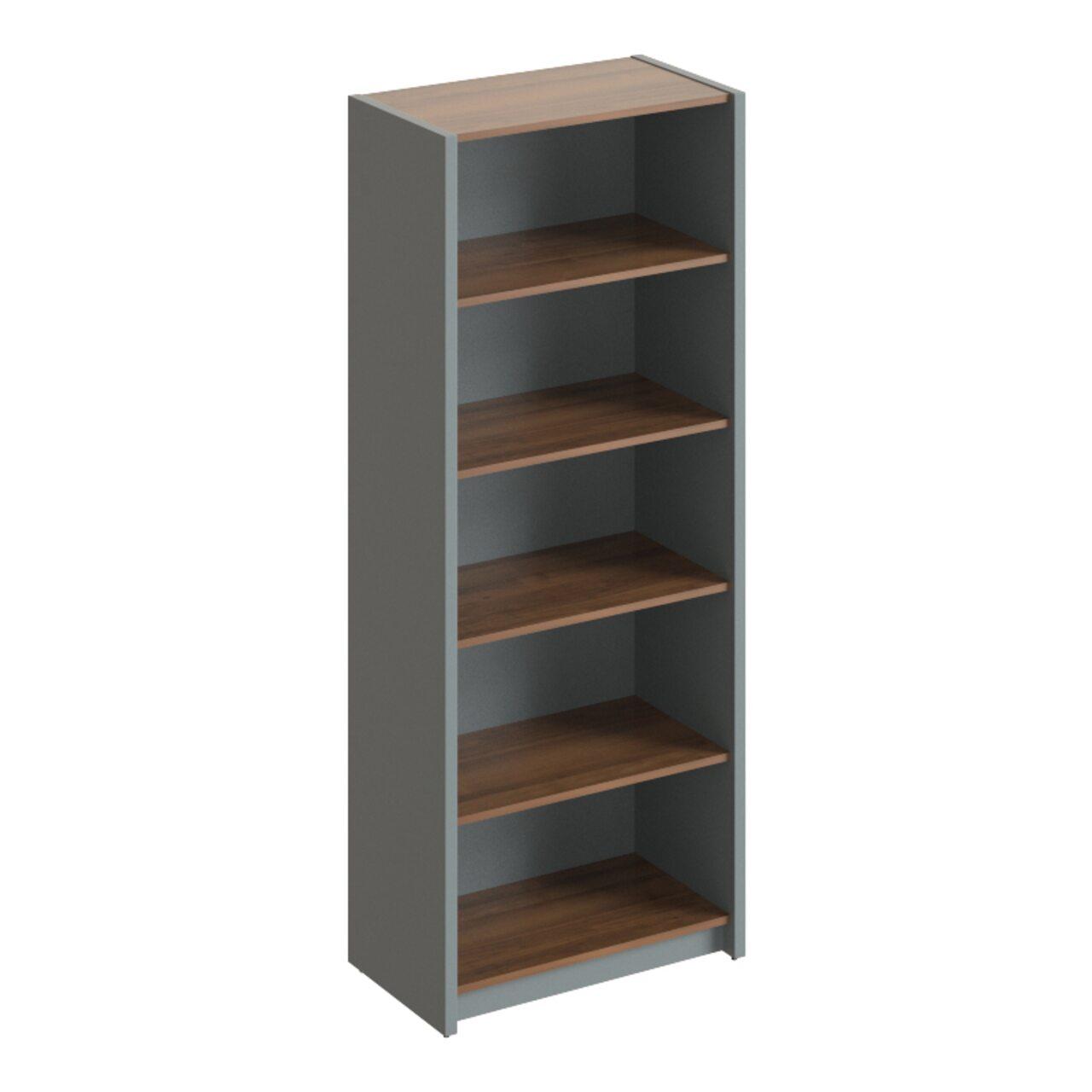 Шкаф высокий открытый  Дельта 80x45x200 - фото 3